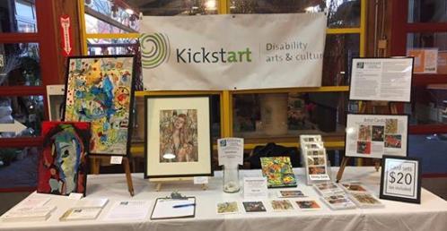 Kickstart will be at the Granville Island Public Market!