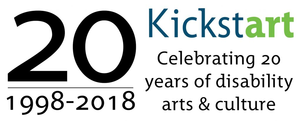 Celebrating 20 years of disability arts & culture, from 1998 to 2018