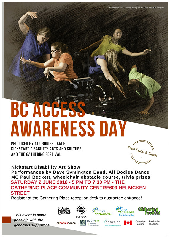 BC Access Awareness Day