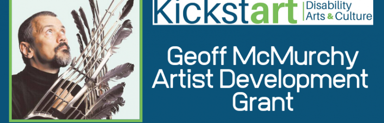 Geoff McMurchy Artist Development GRant